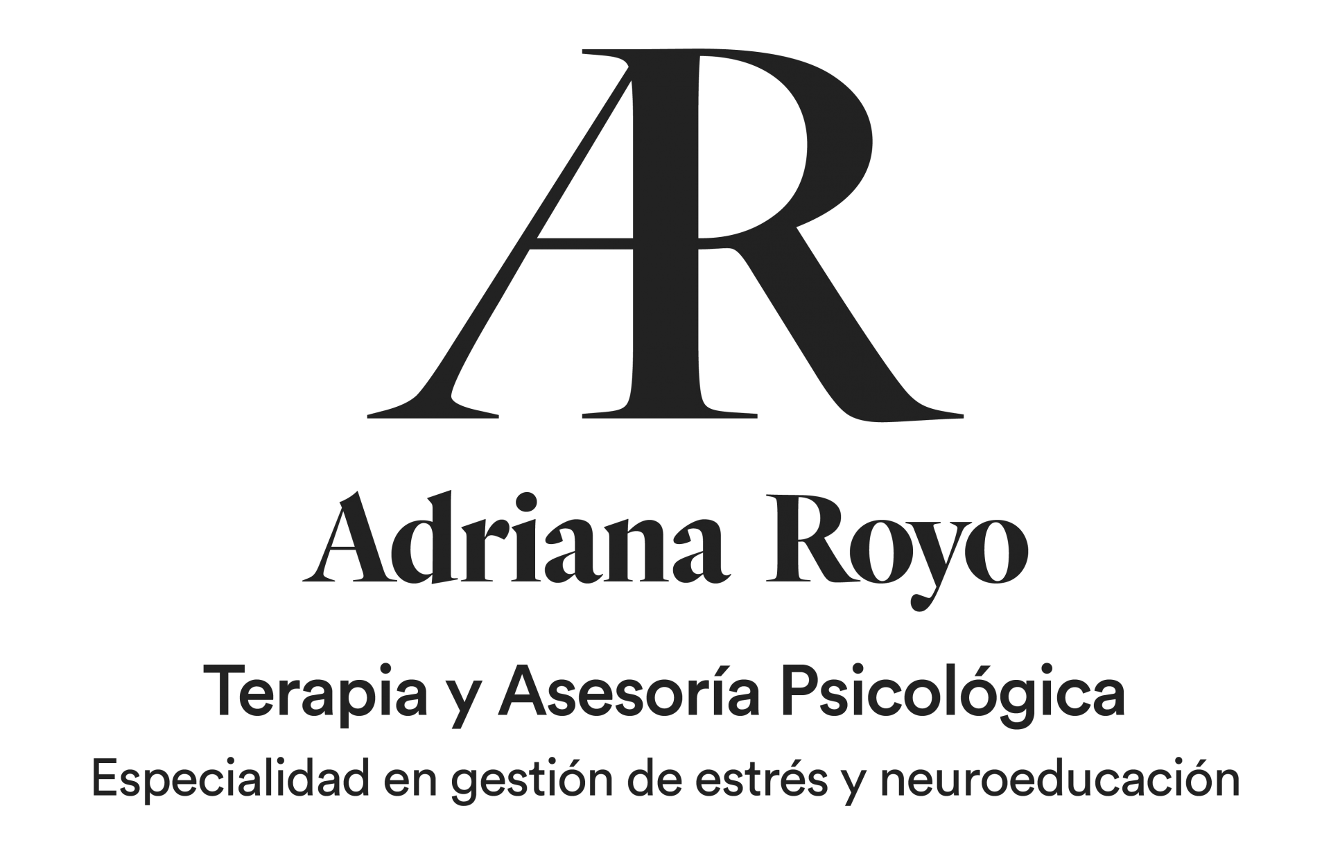 Adriana Royo Inicio
