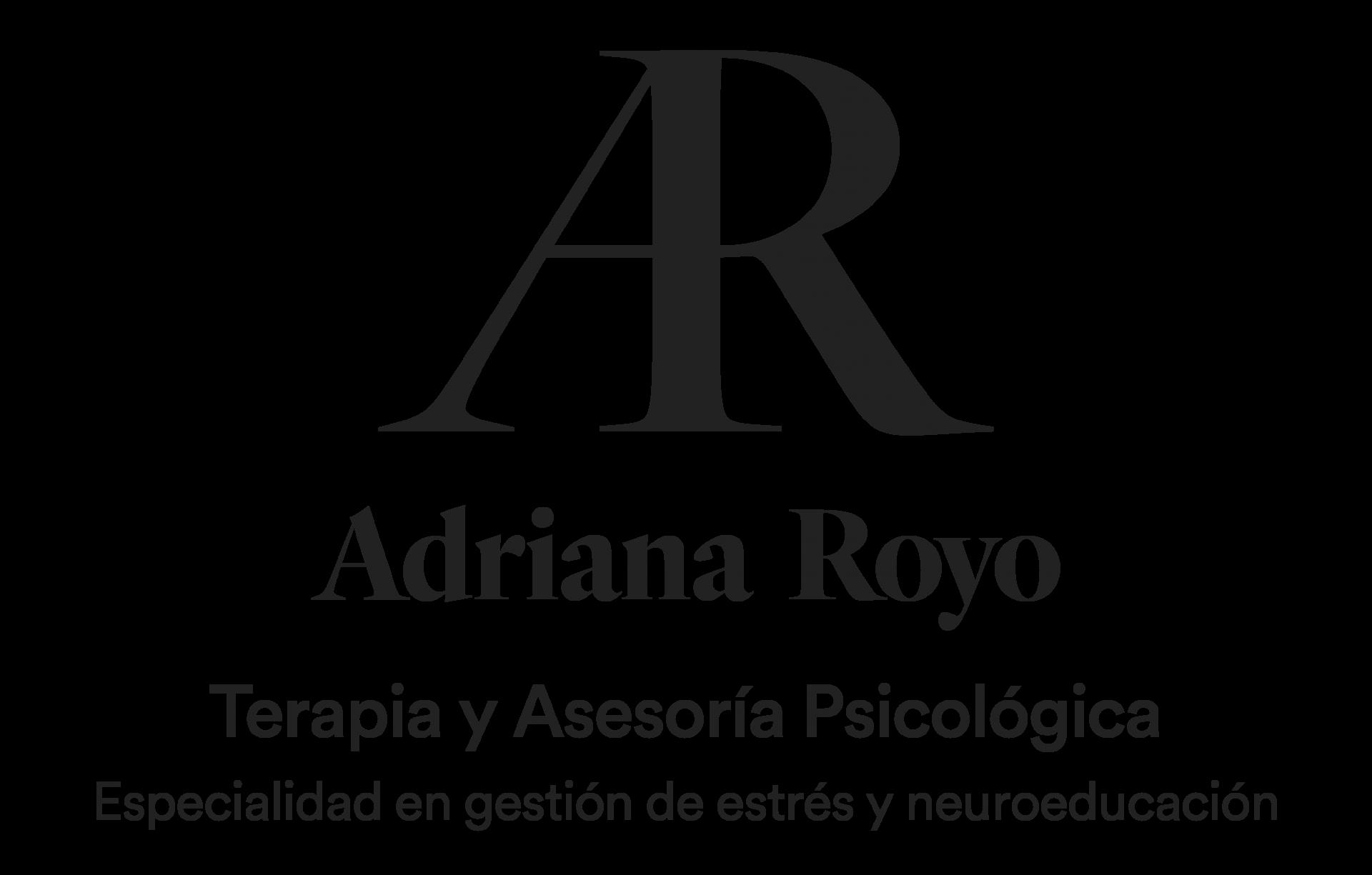 Adriana Royo Inicio